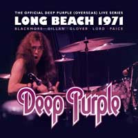 Deep Purple - Long Beach '71