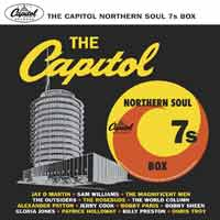 Various Artists - Capitol Northern Soul