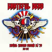 The Grateful Dead - Capitol Theater Passiac NJ 1978