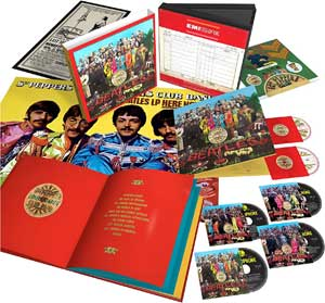 The Beatles – Sgt Peppers Lonely Hearts Club Band Anniversary Edition