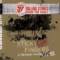 The Rolling Stones - From The Vault – Sticky Fingers Live At The Fonda Theatre