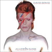 David Bowie - Aladdin Sane 45th Anniversary