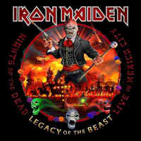 Iron Maiden - Nights Of The Dead – Legacy Of The Beast: Live In Mexico City