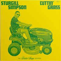 Sturgill Simpson - Cuttin' Grass Vol. 1 (The Butcher Shoppe Sessions)