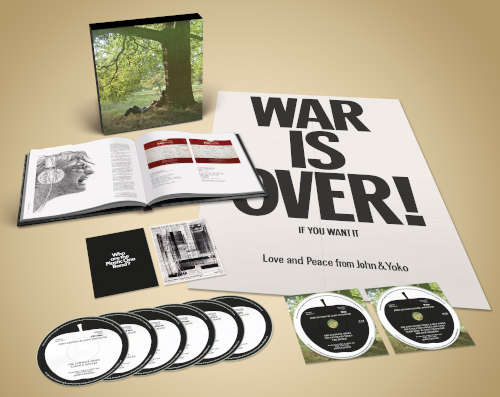 John Lennon – Plastic Ono Band (The Ultimate Mixes) super-deluxe box set
