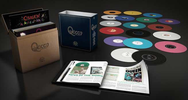 Queen – The Studio Collection