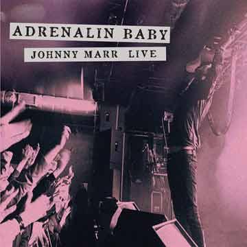 Johnny Marr - Adrenaline Baby