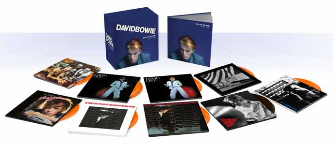 David Bowie - Who Can I Be Now? (1974–1976)
