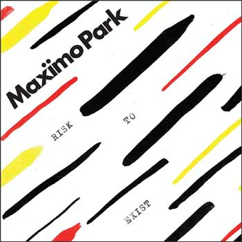 Special pre-sale offer: Maxïmo Park - Risk To Exist