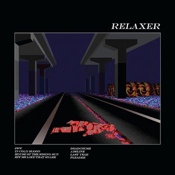 Special pre-sale offer: alt-J - Relaxer