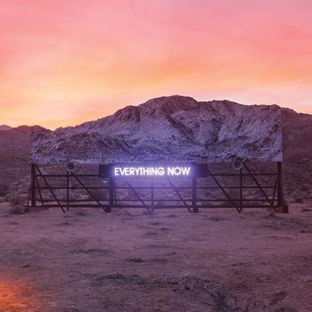 Special pre-sale offer: Arcade Fire - Everything Now (Night Version)