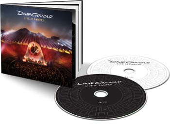 David Gilmour – Live At Pompeii 2-CD version