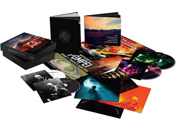David Gilmour – Live At Pompeii deluxe version