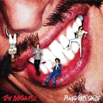 Special pre-sale offer: The Darkness – Pinewood Smile