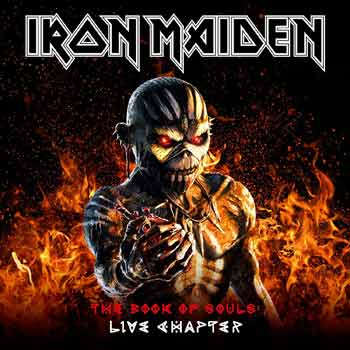 Special pre-sale offer: Iron Maiden – The Book Of Souls: Live Chapter