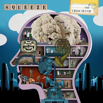 Special pre-sale offer: Squeeze – The Knowledge