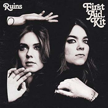 Special pre-sale offer: First Aid Kit – Ruins
