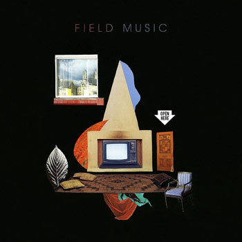 Special pre-sale offer: Field Music – Open Here