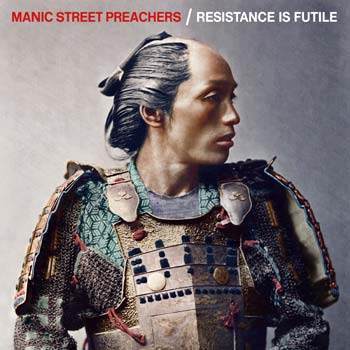 Special pre-sale offer: Manic Street Preachers – Resistance is Futile