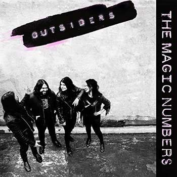 Special pre-sale offer: The Magic Numbers – Outsiders