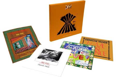 Depeche Mode – A Broken Frame – The 12 inch Collection box set