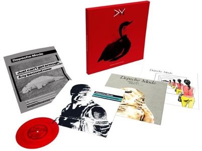 Depeche Mode – Speak & Spell – The 12 inch Collection box set