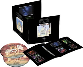 Led Zeppelin – The Song Remains The Same deluxe LP box set