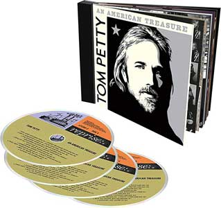 Tom Petty – An American Treasure deluxe CD box set