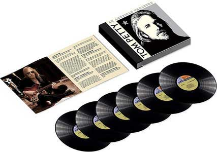 Tom Petty – An American Treasure LP box set