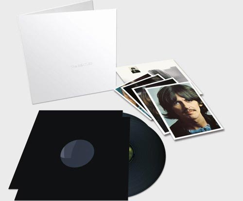 The Beatles – White Album 50th anniversary 2-LP