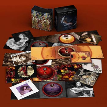 Kate Bush Remastered Part 1 CD box set