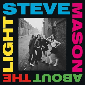 Special pre-sale offer: Steve Mason – About The Light
