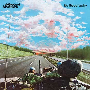 Special pre-sale offer: The Chemical Brothers – No Geography