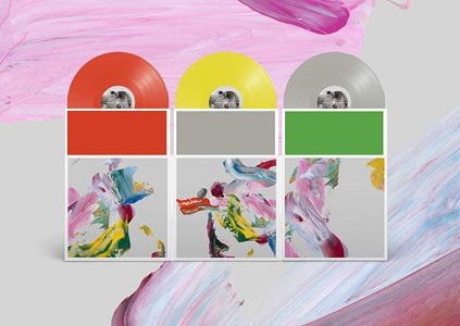 The National – I Am Easy To Find deluxe 3-LP