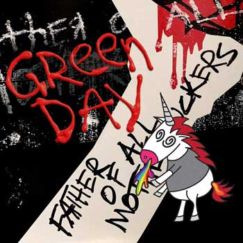 Special pre-sale offer: Green Day – Father Of All