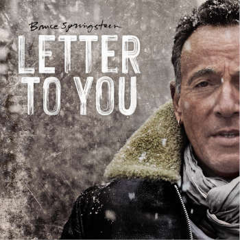 Special pre-sale offer: Bruce Springsteen – Letter To You
