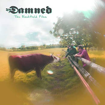 Special pre-sale offer: The Damned – The Rockfield Files