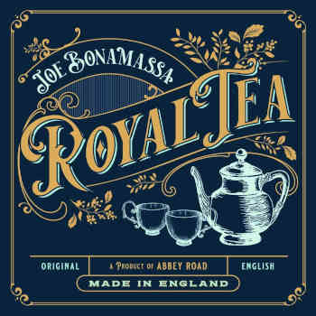 Special pre-sale offer: Joe Bonamassa – Royal Tea