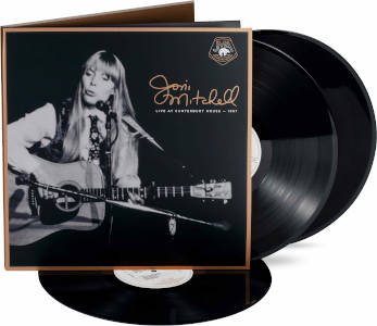 Joni Mitchell - Live At Canterbury House