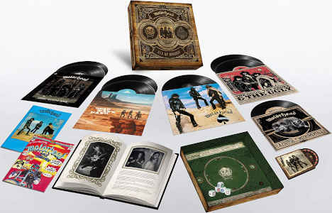 Motorhead – Ace Of Spades box set