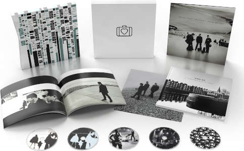 U2 – All That You Can't Leave Behind CD box set