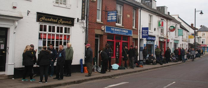 RSD queue